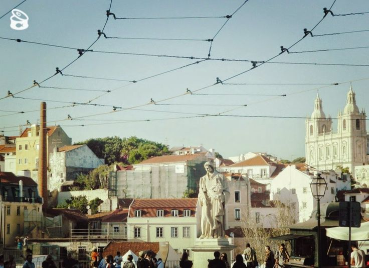 From Lisboa with love! ☼ Lisbonne