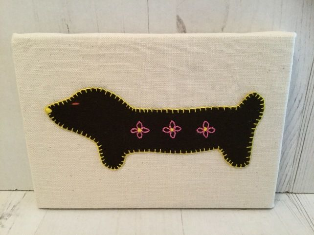 Sausage Dog Picture £11.00