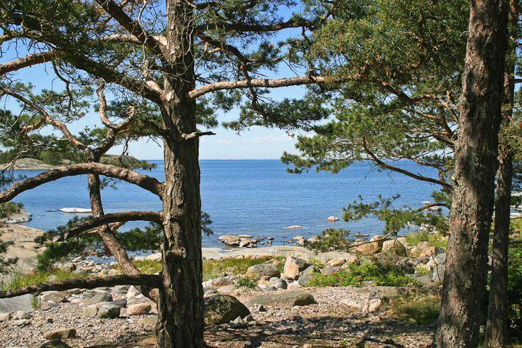 Uudenmaan virkistysalueyhdistys ry - Porkkalanniemi - Kirkkonummi