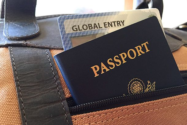 If you have Global Entry and you renew your passport, you'll need to update the passport number associated with your Global Entry membership before you tr