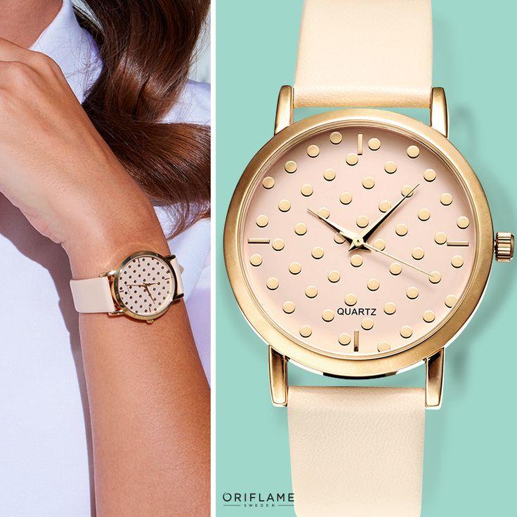 Este reloj y un mani en tendencia… ¿Existe mejor combinación?