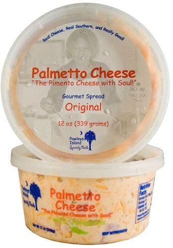 Palmetto Cheese  Pawleys Island, South Carolina     http://trueblue40b.WebStarts.com