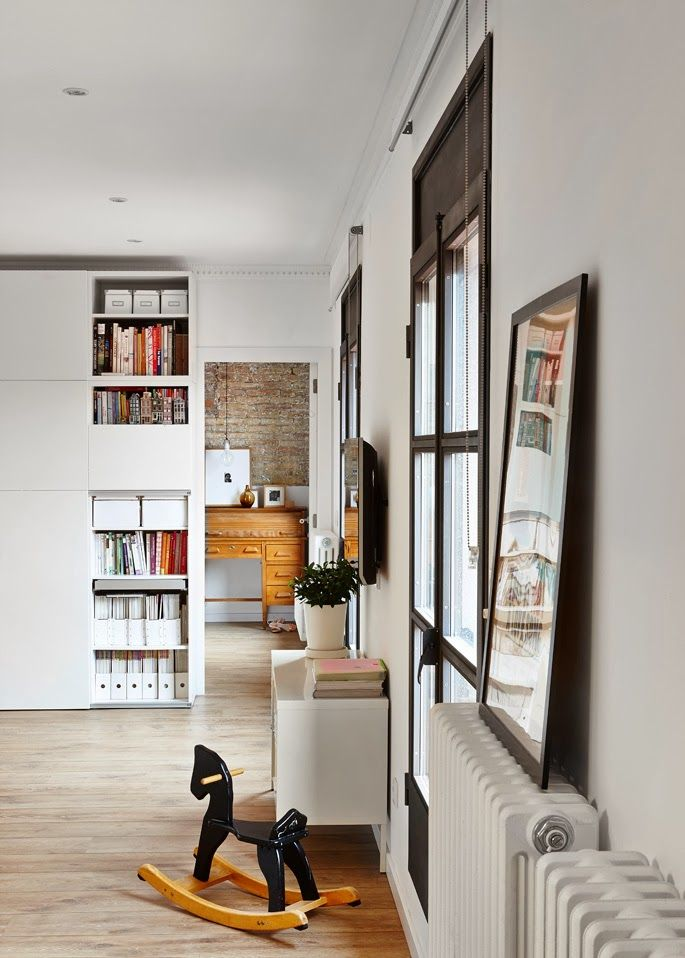 INSPIRÁCIÓK.HU Kreatív lakberendezési blog, dekoráció ötletek, lakberendező tanácsok: Modern otthon: egy újabb gyöngyszem Barcelonából