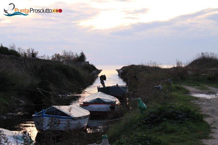 Canale - Punta Prosciutto - Luoghi, attività ed eventi nel salento