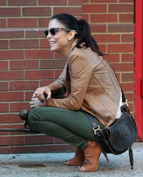 Bethenny Frankel - Bethenny Frankel and Bryn Out in NYC