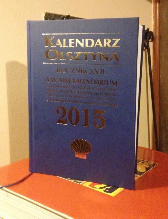 Kalendarz Olsztyna na rok 2015