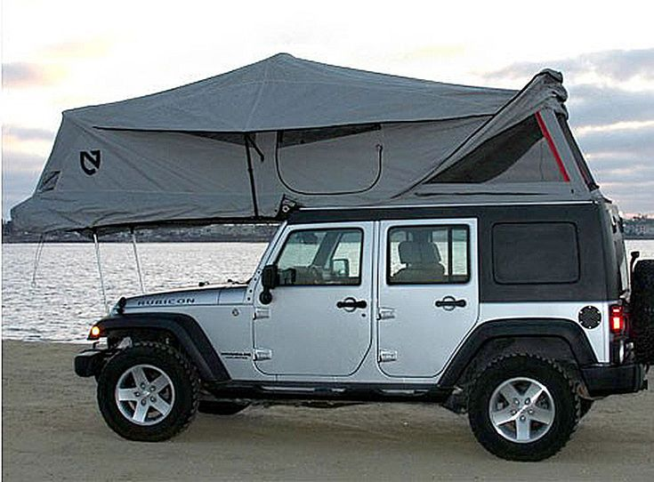 Ursa Minor Vehicles, with locations in both Southern California and Portland, Oregon, can turn your favorite Honda Element or Jeep Wrangler Unlimited into popup campers that can be driven to your nearest campground, into the