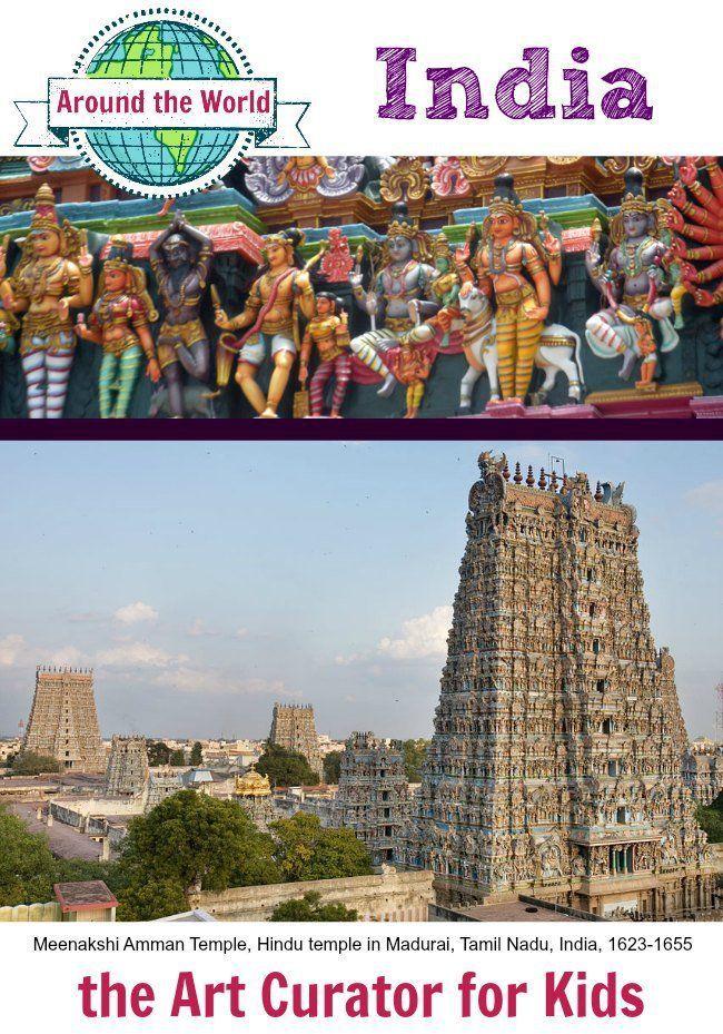 Hindu Temple Craft Activities