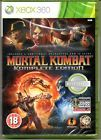 Mortal Kombat KOMPLETE 9  Game of the Year  'New & Sealed' XBOX 360
