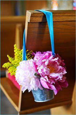 Cómo decorar la iglesia con flores de primavera | Fiesta101
