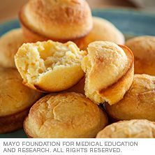 Baked hush puppies - Mayo Clinic
