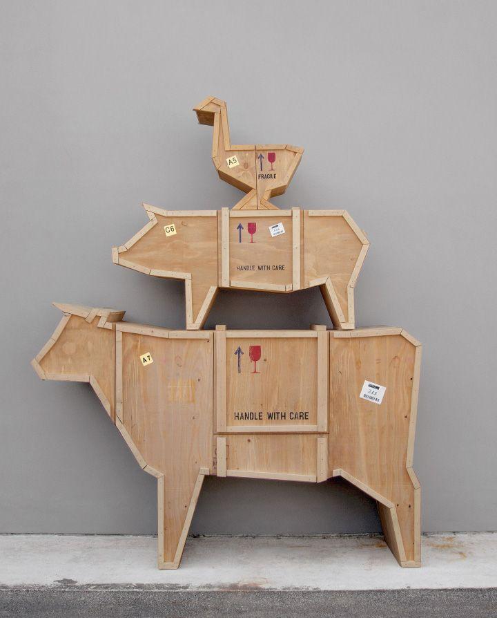 Sending Animals collection by Marcantonio Raimondi Malerba