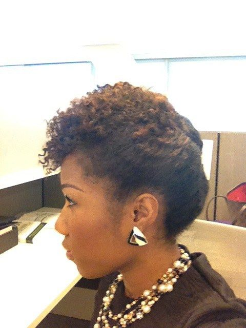 Professional Natural Hairstyles Natural Professional