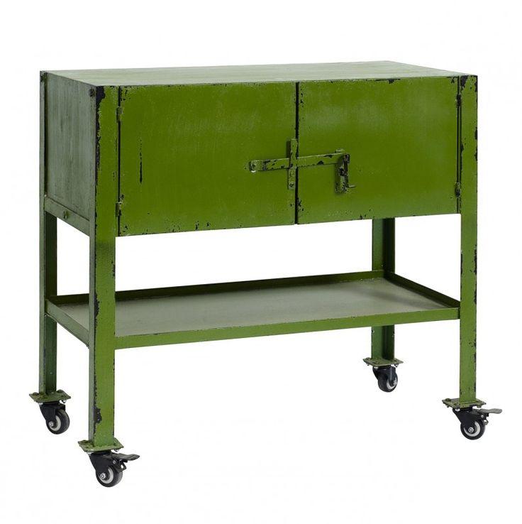 Las 25 mejores ideas sobre armarios de cocina met licos en - Muebles de cocina metalicos ...