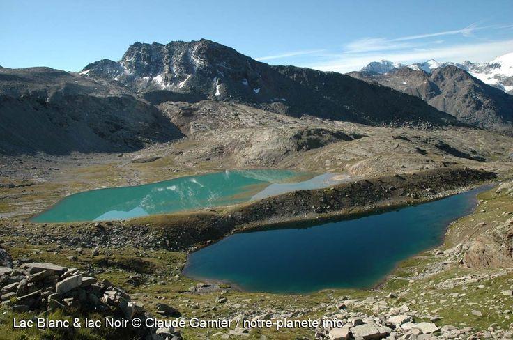 Lac Blanc & lac Noir