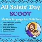 practiced in this SCOOT pack 1. Simple Subjects and Simple Predicates ...