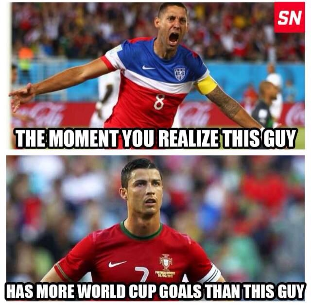 Clint Dempsey World Cup 2014