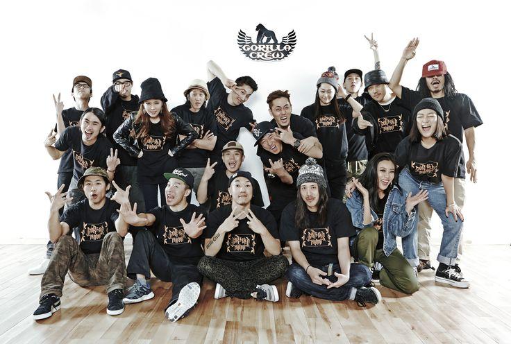 We are Gorilla Crew!!!