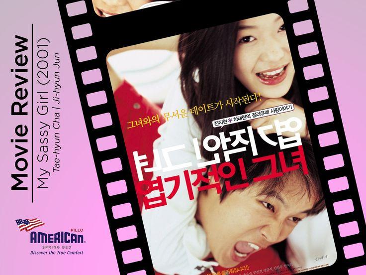 Sahabat, ini katanya termasuk film teromantis sepanjang masa lho. My Sassy Girl. Pemainnya Tae-hyun Cha dan Ji-hyun Jun. Berkisah tentang mahasiswa jurusan teknik bernama Gyeon Woo yang bertemu gadis mabuk di kereta yang mengaku sebagai pacarnya. Akirnya cerita romantis dan lucu pun berlanjut diantara mereka.  #AmericanPilloInfo #AmericanPilloSeru #moviereview #film #korea #dramakorea #movie #nostalgia #seruseruan