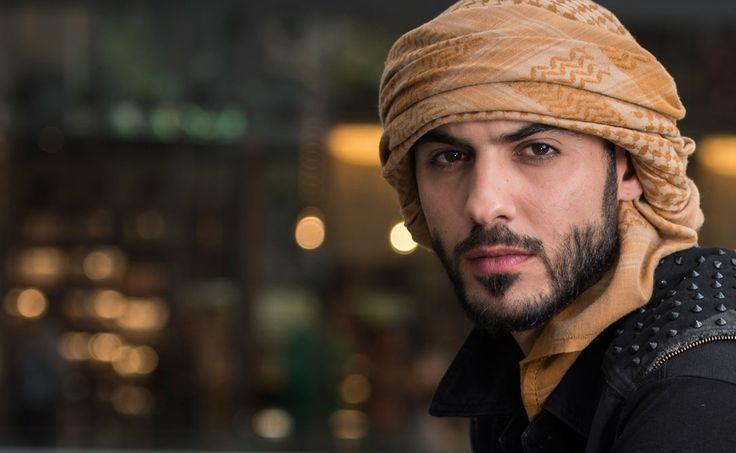 Omar Borkan Al Gala Most Handsome Man 2017