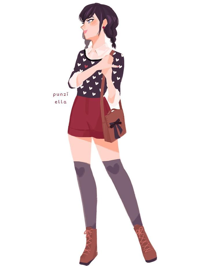 (Miraculous: Tales of Ladybug and Cat Noir) Marinette Dupain-Cheng
