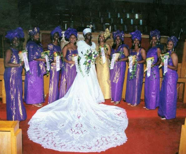 African Wedding Gowns: 17 Best Ideas About African Wedding Theme On Pinterest