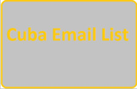 #Cubaemaillist for create your online email marketing campaigns online. You can buy from here Cuba Email List that will help you promote your products in this country. It simple to buy email list from here. Just click the add to cart button then it will redirect to checkout