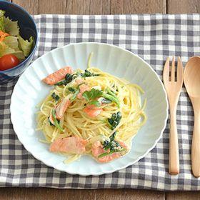 EASTオリジナルfrill(フリル)プレート(ライトブルー)パスタ皿/お皿/カフェ食器/カレー皿/中皿/水色