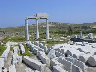 Η ΛΙΣΤΑ ΜΟΥ: Δήλος - Το ιερό νησί των Ελλήνων