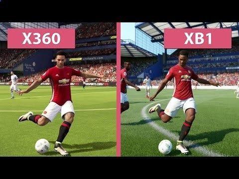 www.fifa-planet.c... - FIFA 17 Demo – Xbox 360 vs. Xbox One Graphics Compariso...