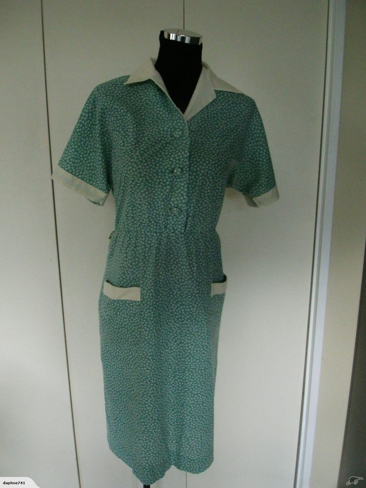 Lovely Retro / Vintage Dress S12 | Trade Me