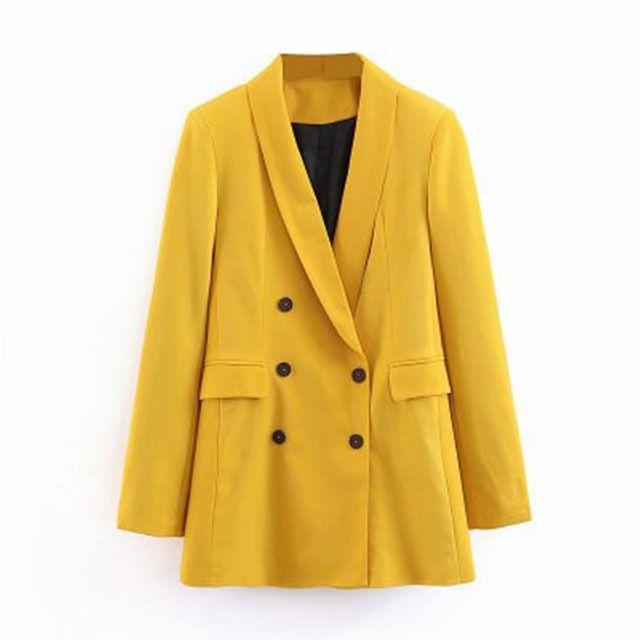 $21.65 Summer Blazer Fitted Coat for Women