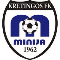 FK Minija Kretinga - Lithuania - - Club Profile, Club History, Club Badge, Results, Fixtures, Historical Logos, Statistics