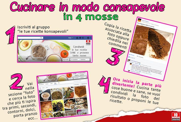 Iscriviti al gruppo e partecipa anche tu con le tue ricette https://www.facebook.com/profile.php?id=1642738585943180&fref=ts