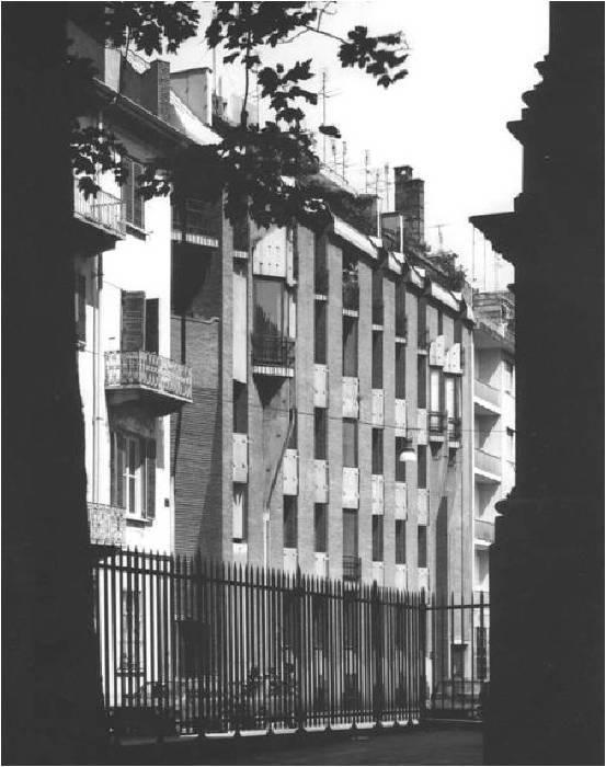 gabetti e isola, bottega d'erasmo, 1956 torino