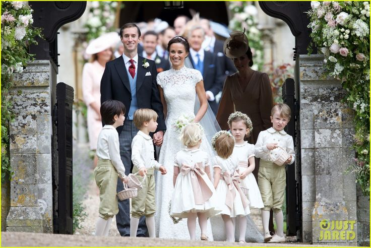 Pippa Middleton Is Married - See Her Wedding Photos Here!: Photo 3901879 | James Matthews, Pippa Middleton, Wedding, Wedding Pictures Pictures | Just Jared