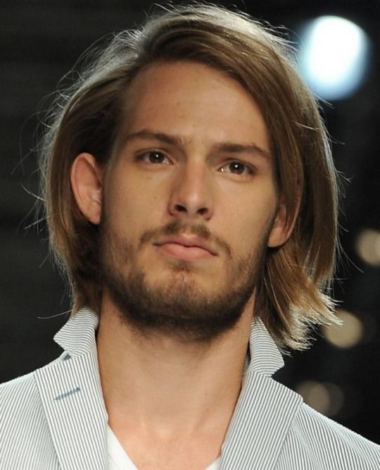 Mens Long Hairstyles Prepossessing 24 Best Mens Hairstyles Images On Pinterest  Long Hairstyles For