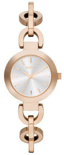 DKNY Stanhope Rose Gold-Tone Chain Link Bracelet Ladies Watch NY2135 DKNY http://www.amazon.com/dp/B00IWQX1IM/ref=cm_sw_r_pi_dp_QFqOtb09QD9JKFR8