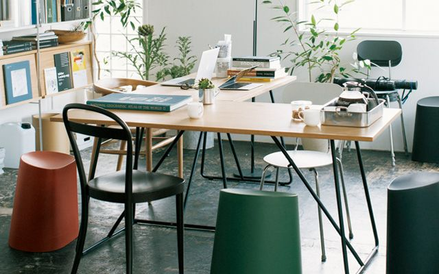 折りたたみテーブル・幅120cm・オーク材 幅120×奥行70×高さ72cm   無印良品ネットストア                                                                                                                                                                                 More