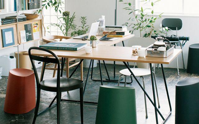 折りたたみテーブル・幅120cm・オーク材 幅120×奥行70×高さ72cm | 無印良品ネットストア More