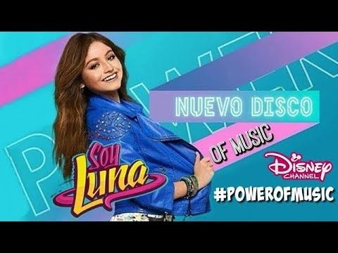 Modo Amar - Elenco De Soy Luna (Disco Power Of Music//Audio Only) Soy Lu...