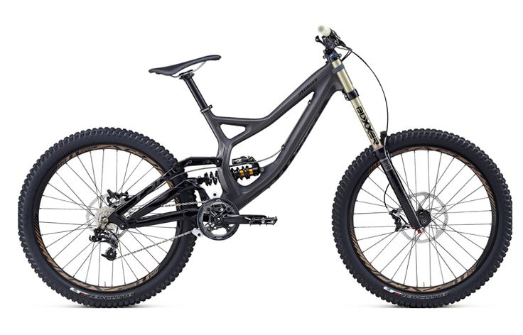 2014 Specialized Demo 8 I Carbon Mountain Bike