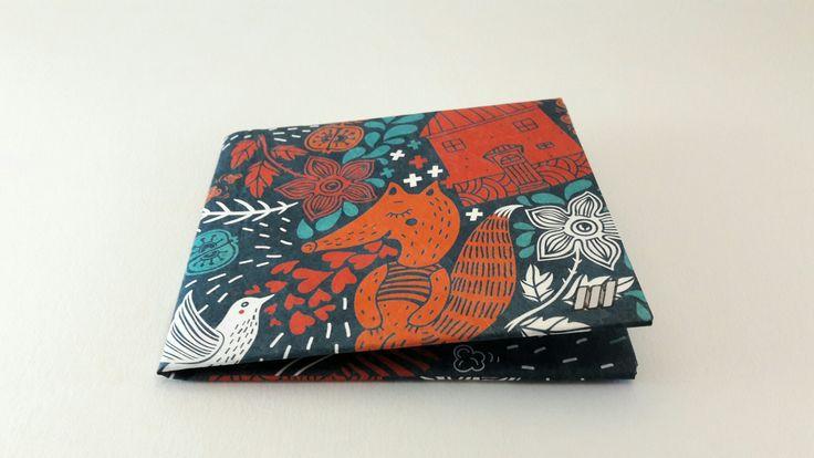Foxes slim wallet