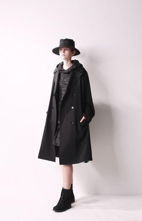 [No.11/16] YOHJI YAMAMOTO + NOIR 2013~14秋冬コレクション   Fashionsnap.com