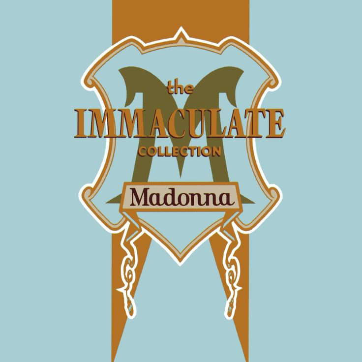 Madonna: Album: The Immaculate Collection one of my favorite albums of all time