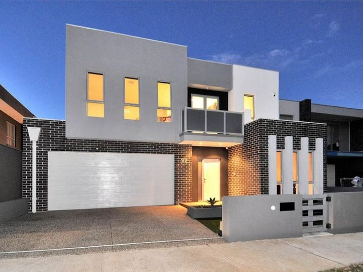 38 best Ideas for the House images on Pinterest | Facade design ...