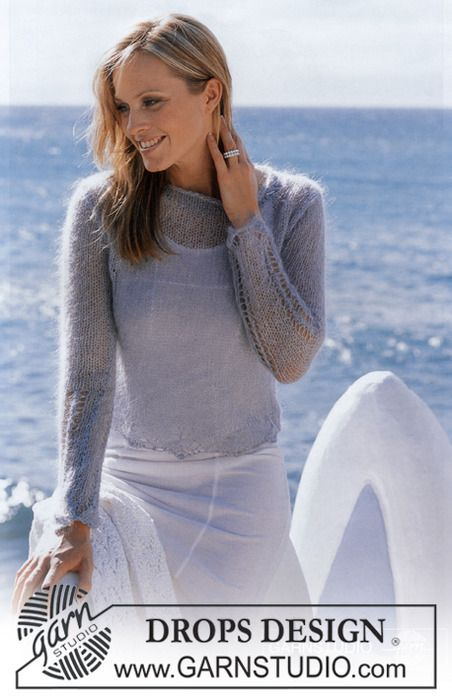 Mohair (collection of knitted ideas + scheme) - 2 - Knitting - Country Mom