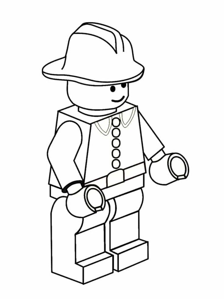 Рисунки черно белые лего
