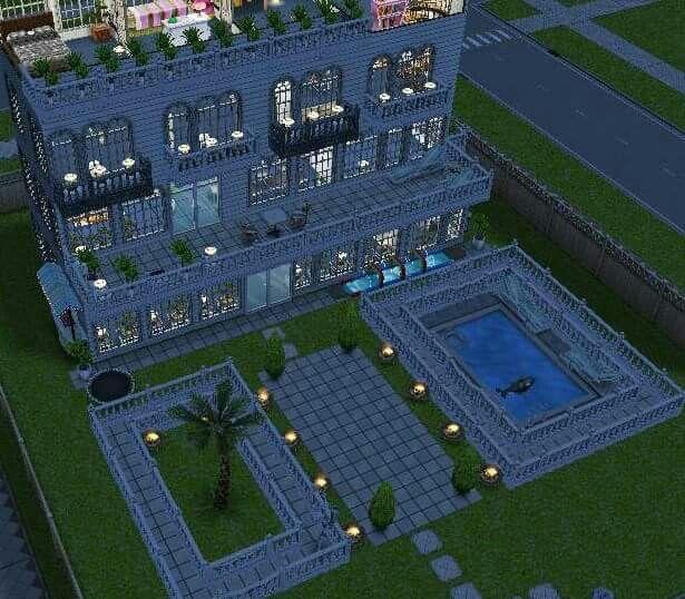 sims freeplay via facebook sims housebackyard designssims