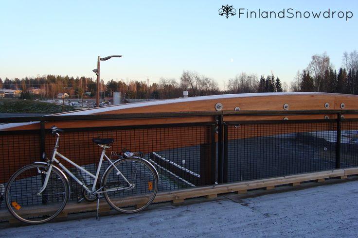 I really like my bicycle! // Fakt mám ráda svoje kolo! :)